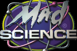 Mad Science Logo 3 D M