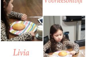 Voorleesontbijt Livia